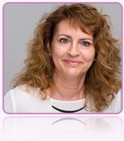 Reiki Meisterin und Lehrerin, Andrea Trometer